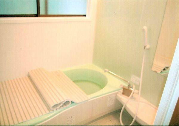 シンプルで使い勝手の良いお風呂リフォーム